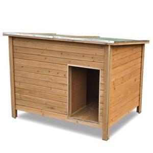 Isolierte Hundehütte DK120-2
